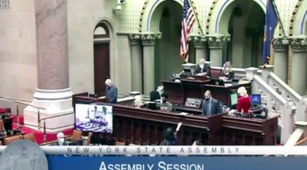 """New York Assembly Declares Feb. 5 As """"Kashmir-American Day"""""""